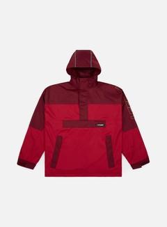 Stussy - Alpine Pullover Jacket, Red