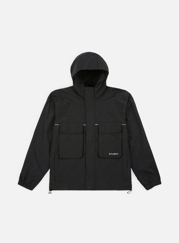 Stussy Big Pocket Shell Jacket