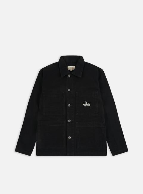 Light jackets Stussy Canvas Chore Jacket