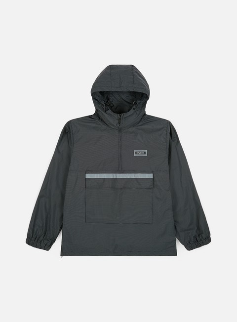 Outlet e Saldi Giacche Leggere Stussy Contrast Ripstop Anorak