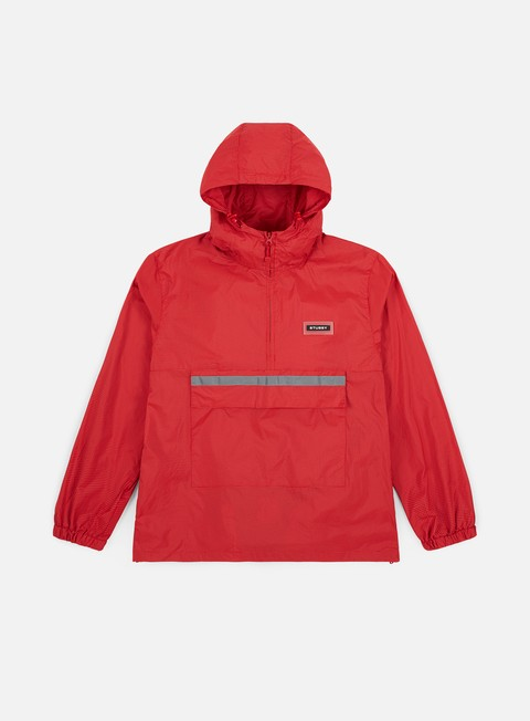 Sale Outlet Light Jackets Stussy Contrast Ripstop Anorak