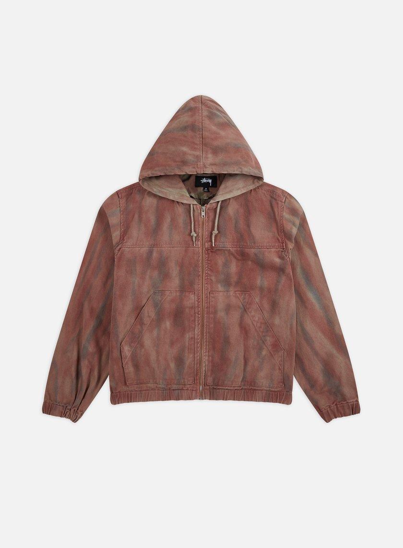 Stussy Dyed Work Jacket
