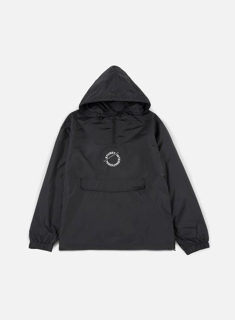 Giacche Leggere Stussy Nylon Pop Over Jacket