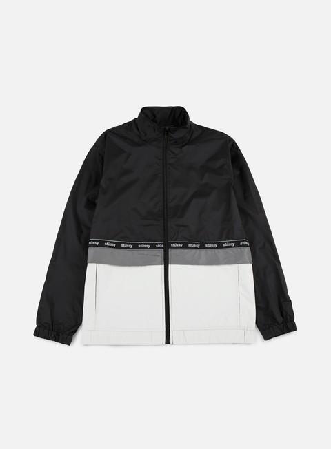 Giacche Leggere Stussy Nylon Warm Up Jacket