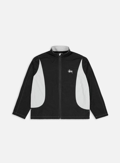 Light jackets Stussy Panel Track Jacket