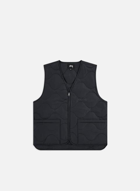 Light Jackets Stussy Quilted Liner Vest