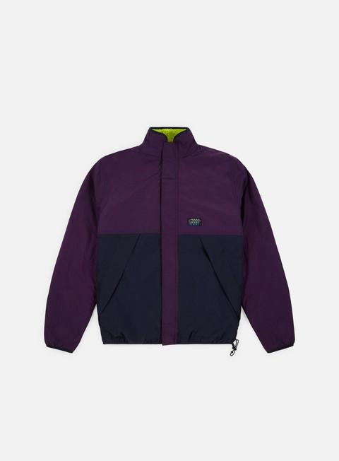 Giacche Intermedie Stussy Reversible Micro Fleece Jacket