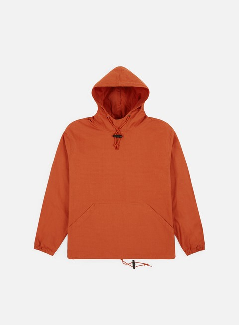 Outlet e Saldi Giacche Leggere Stussy Ripstop Pullover Jacket