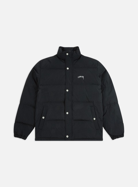 Winter Jackets Stussy Solid Puffer Jacket