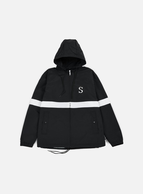 Light Jackets Stussy Sport Nylon Jacket