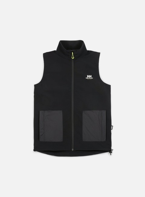 giacche sweet sktbs x helly hansen sweet hh soft shell vest black