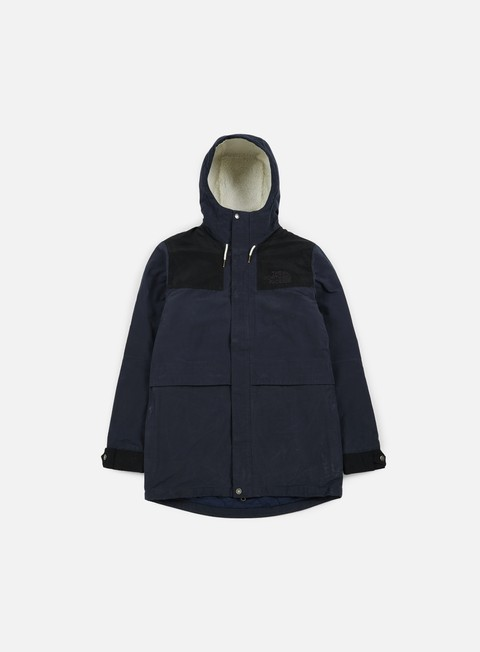 giacche the north face 1985 katav mountain jacket urban navy