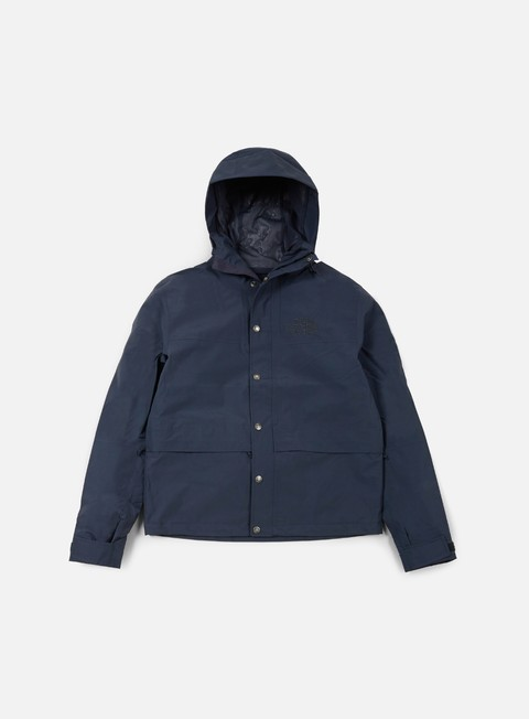 giacche the north face 1985 limited mountain jacket outer space blue