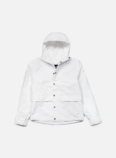 giacche the north face 1985 limited mountain jacket tnf white