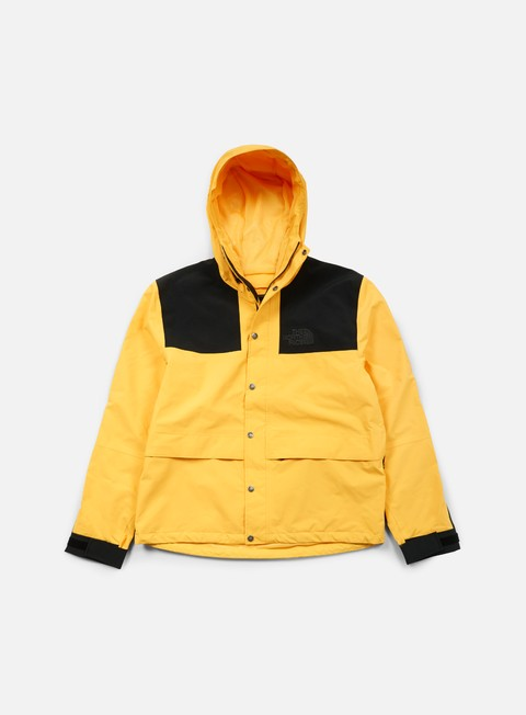 giacche the north face 1985 limited mountain jacket tnf yellow