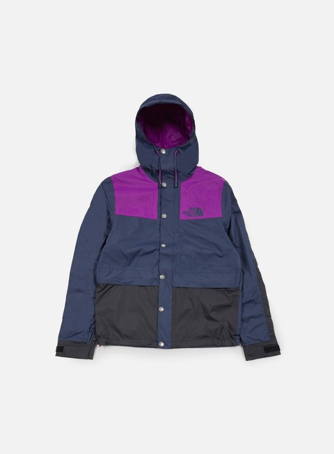 giacche the north face 1985 rage mountain jacket cosmic blue