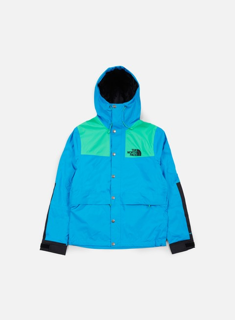 giacche the north face 1985 rage mountain jacket quill blue
