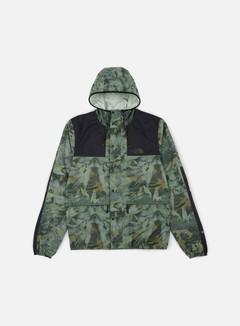 The North Face - 1985 Seas Mountain Jacket, English Green Camo Print