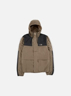 The North Face - 1985 Seas Mountain Jacket, Falcon Brown