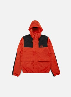 The North Face - 1985 Seas Mountain Jacket, Fiery Red