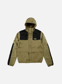 The North Face - 1985 Seas Mountain Jacket, Mountain Moss