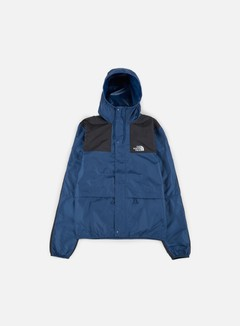 The North Face - 1985 Seas Mountain Jacket, Shady Blue