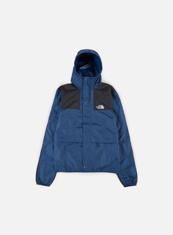 The North Face - 1985 Seas Mountain Jacket, Shady Blue