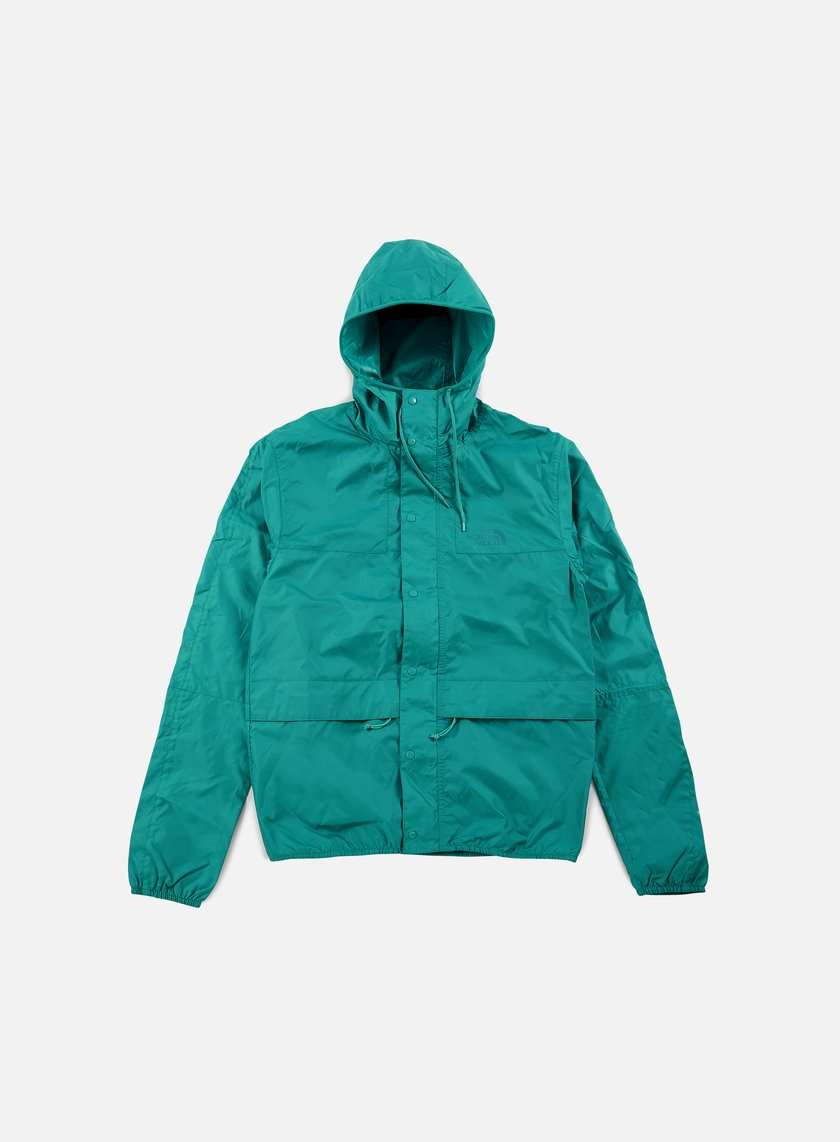 The North Face - 1985 Seas Mountain Jacket, Teal Blue