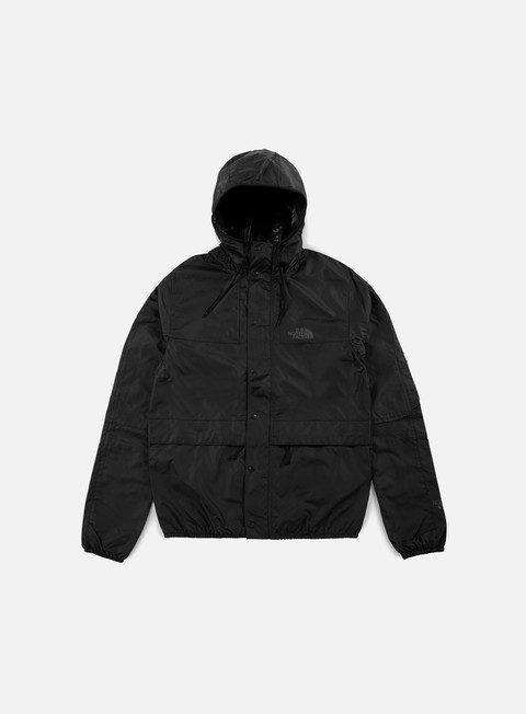 giacche the north face 1985 seas mountain jacket tnf black