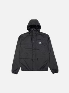 The North Face - 1985 Seas Mountain Jacket, TNF Black/High Rise Grey