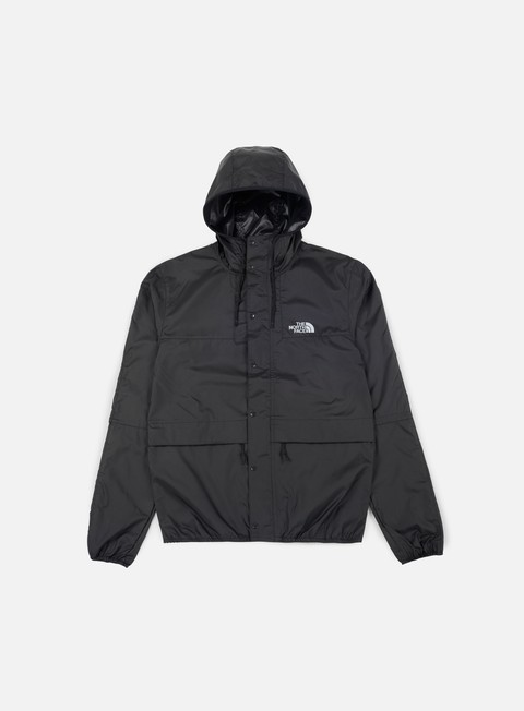 giacche the north face 1985 seas mountain jacket tnf black high rise grey
