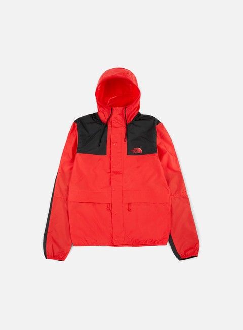 giacche the north face 1985 seas mountain jacket tnf red