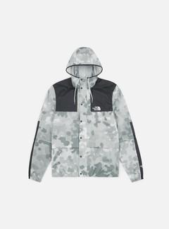The North Face - 1985 Seas Mountain Jacket, TNF White/Macrofleck Prin
