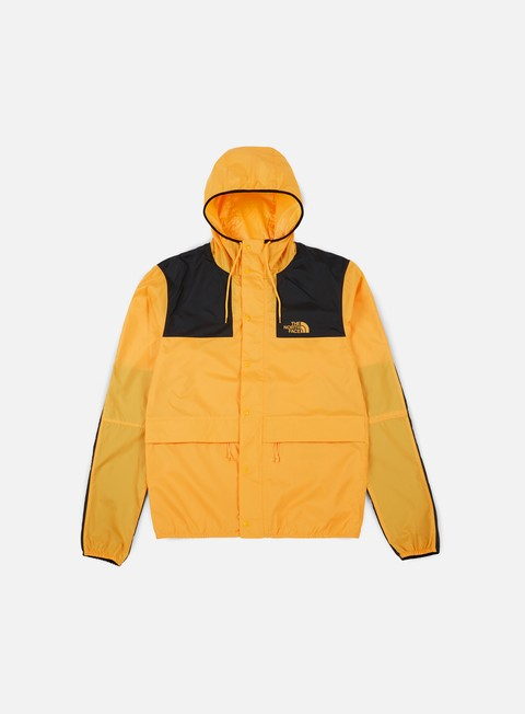 giacche the north face 1985 seas mountain jacket tnf yellow tnf black