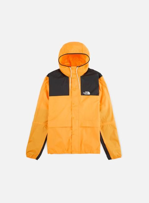 Outlet e Saldi Giacche Leggere The North Face 1985 Seas Mountain Jacket