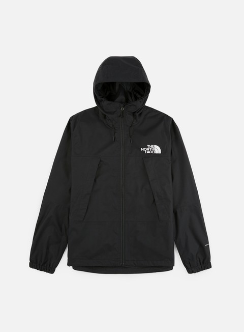 giacche the north face 1990 mountain q jacket tnf black