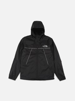The North Face - 1990 Mountain Q Jacket, TNF Black/Silver Reflective 1