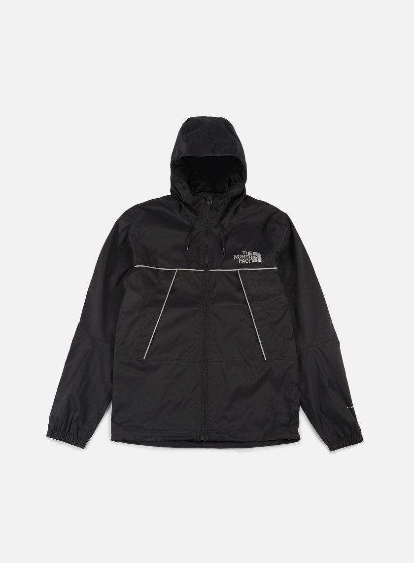 The North Face - 1990 Mountain Q Jacket, TNF Black/Silver Reflective