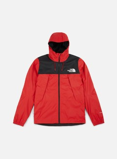 The North Face - 1990 Mountain Q Jacket, TNF Red