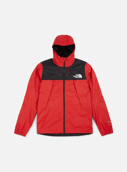 giacche the north face 1990 mountain q jacket tnf red