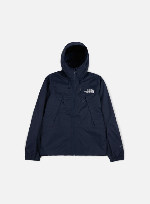 giacche the north face 1990 mountain q jacket urban navy