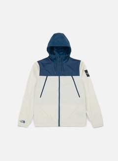 The North Face - 1990 Seas Mountain Jacket, Blue Wing Teal/Vintage White