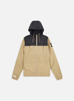 The North Face - 1990 Seas Mountain Jacket, Hawthorne Khaki/Asphalt Grey