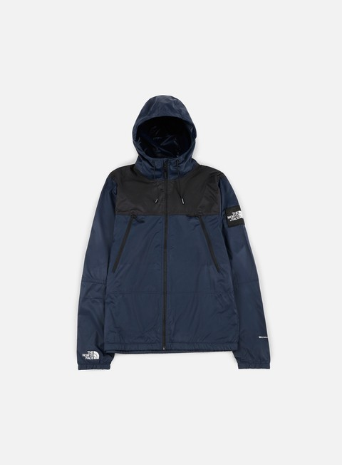 giacche the north face 1990 seas mountain jacket urban navy
