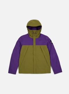 The North Face - 1990 Thermoball Mountain Jacket, Fir Green/Tillandsia Purple