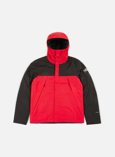 giacche the north face 1990 thermoball mountain jacket tnf red
