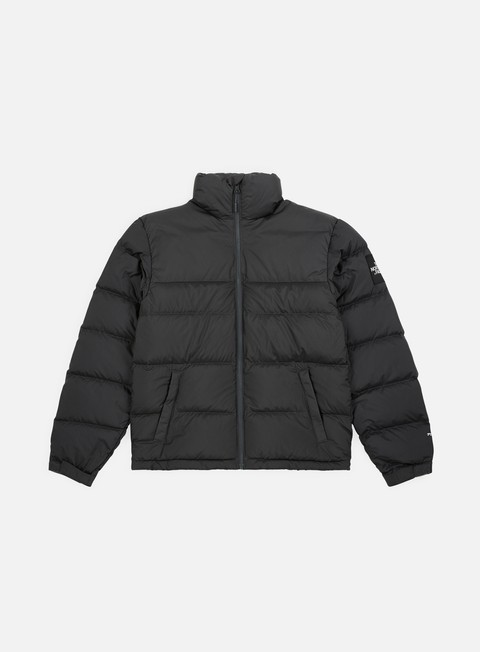 giacche the north face 1992 nuptse jacket asphalt grey