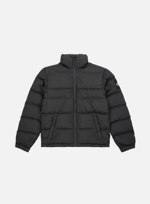 giacche the north face 1992 nuptse jacket asphalt grey