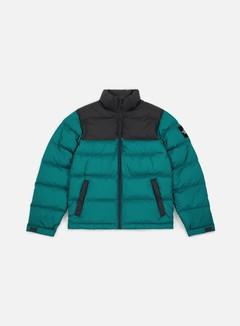 The North Face - 1992 Nuptse Jacket, Everglade/Asphalt Grey