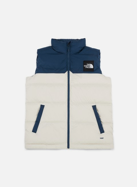 Outlet e Saldi Giacche Intermedie The North Face 1992 Nuptse Vest